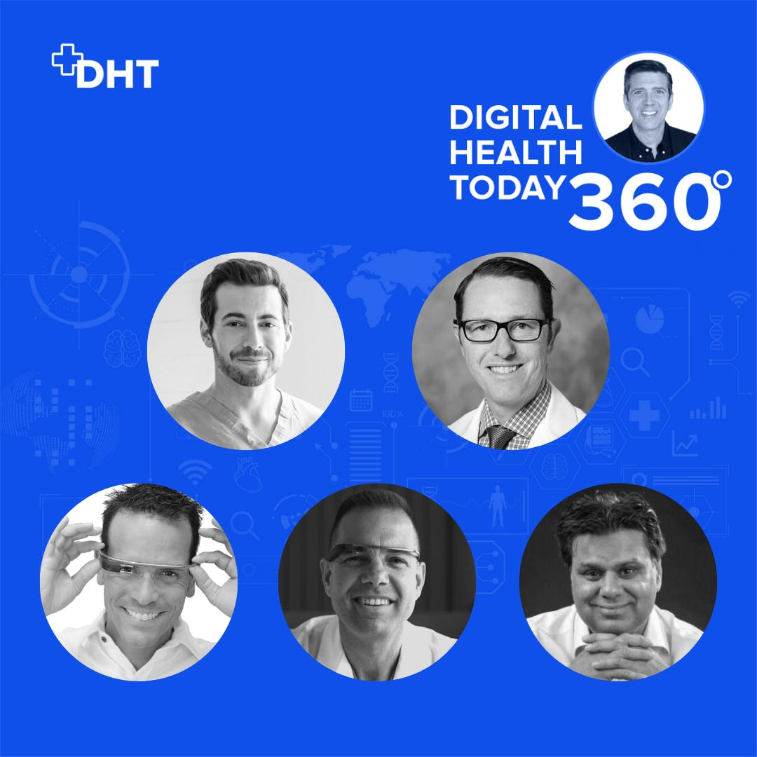 S5: #050: The Growth and Success of VR/AR/MxR in Health
