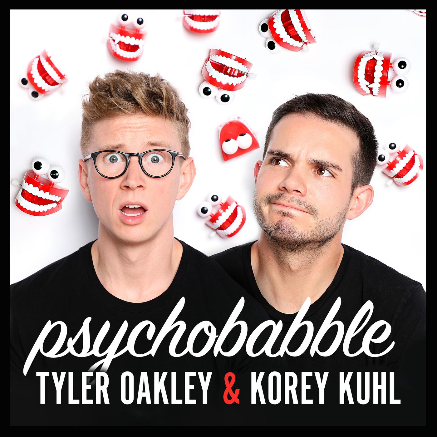 Psychobabble with Tyler Oakley & Korey Kuhl | Premium Podcast Leader