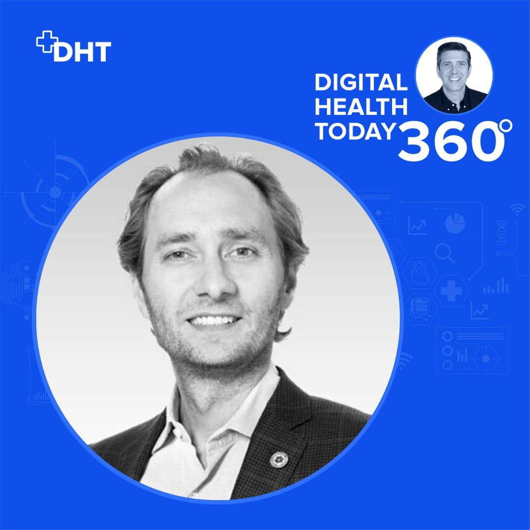 S4: #038: Unity Stoakes (Part 1) The Journey from Tech Startups to Startup Health