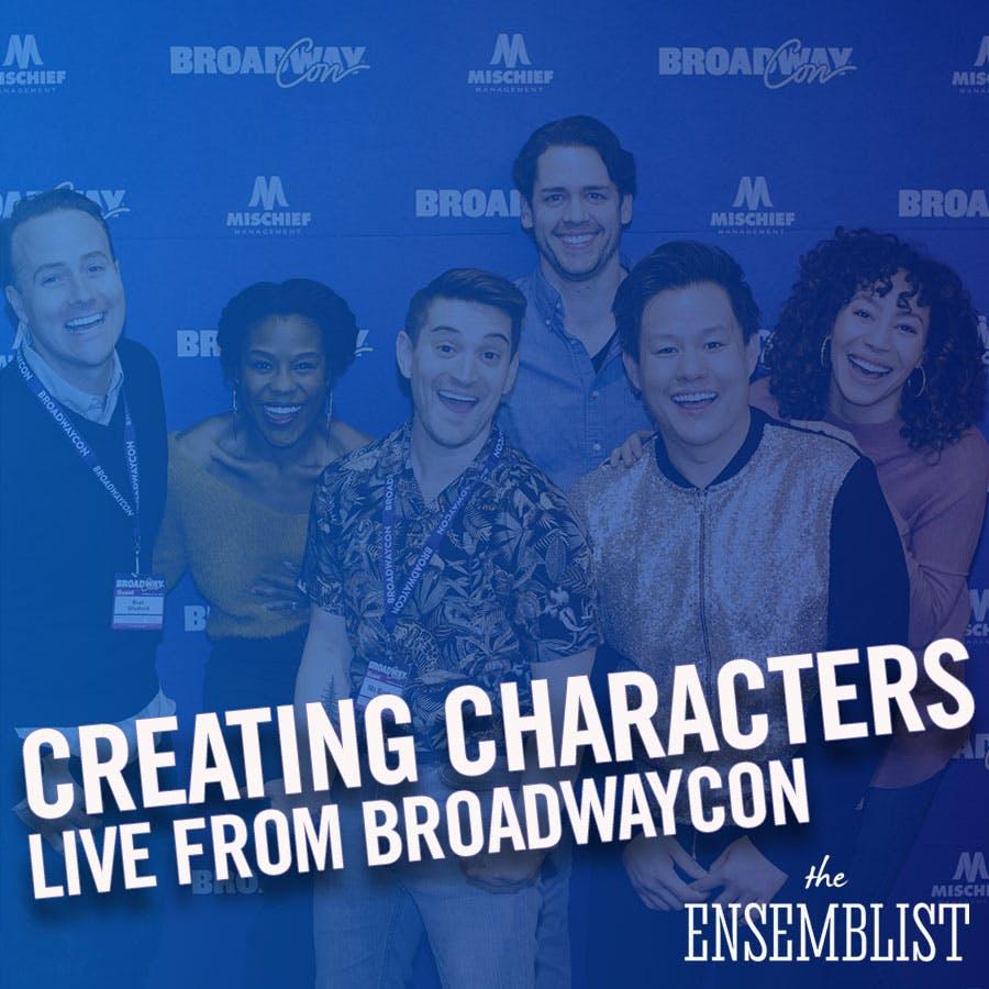 #234 - Creating Characters (feat. Tracee Beazer, Afra Hines, Kelvin Moon Loh, Barrett Martin, Bret Shuford)