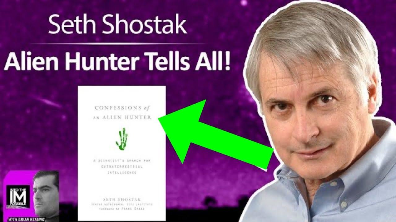 Seth Shostak: Alien Hunter 👽