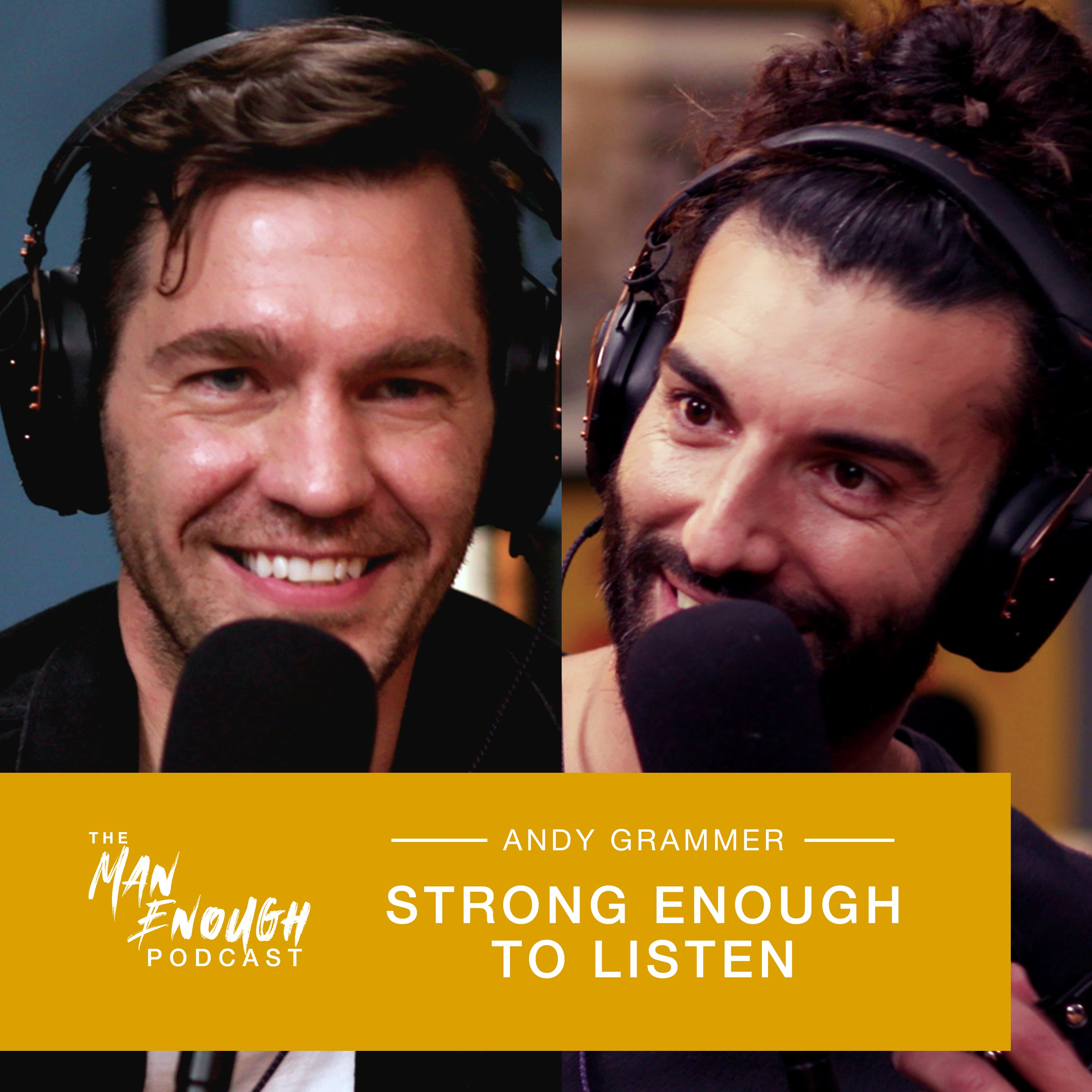 Andy Grammer: Strong Enough to Listen