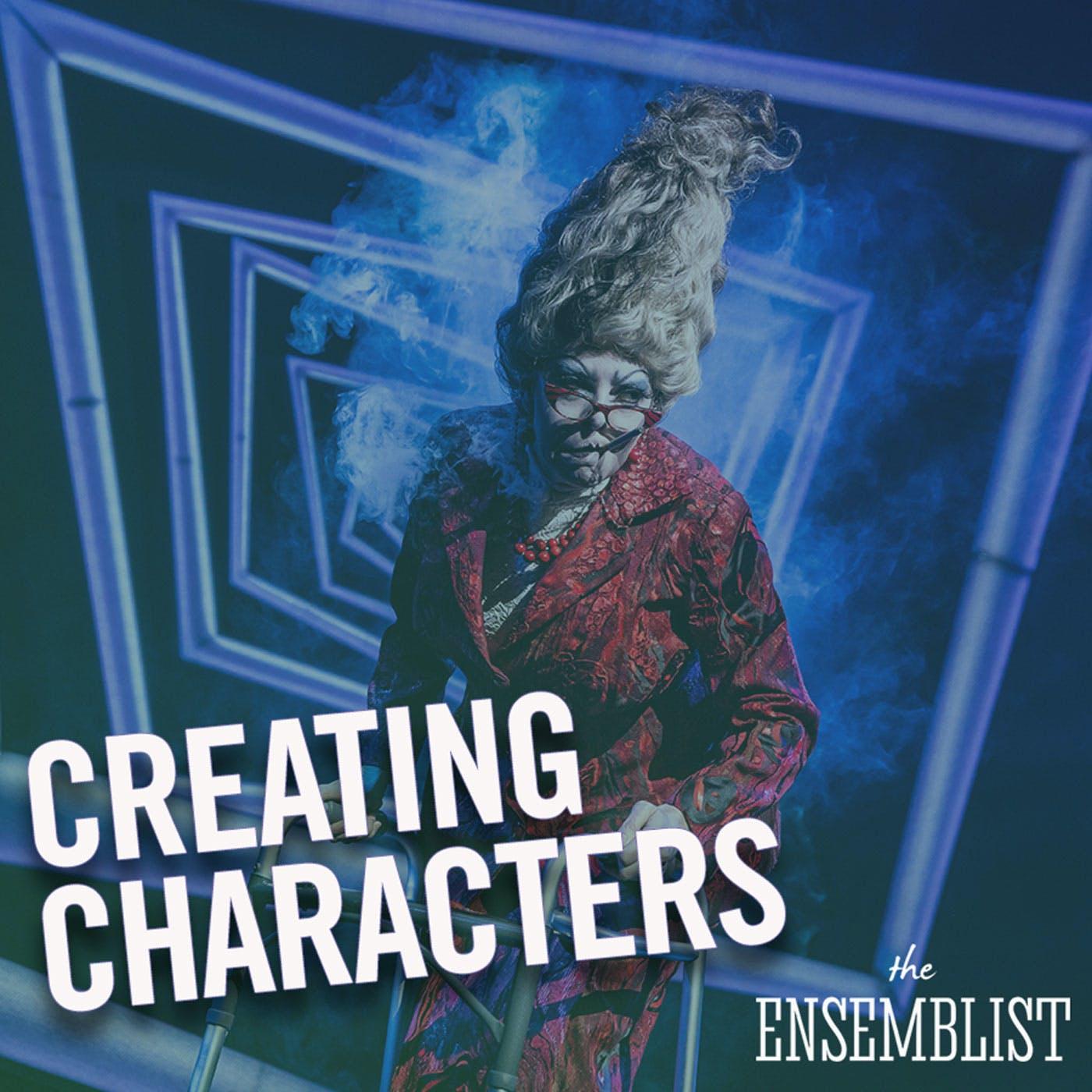 #205 - Creating Characters (Beetlejuice - feat. Jill Abramovitz)