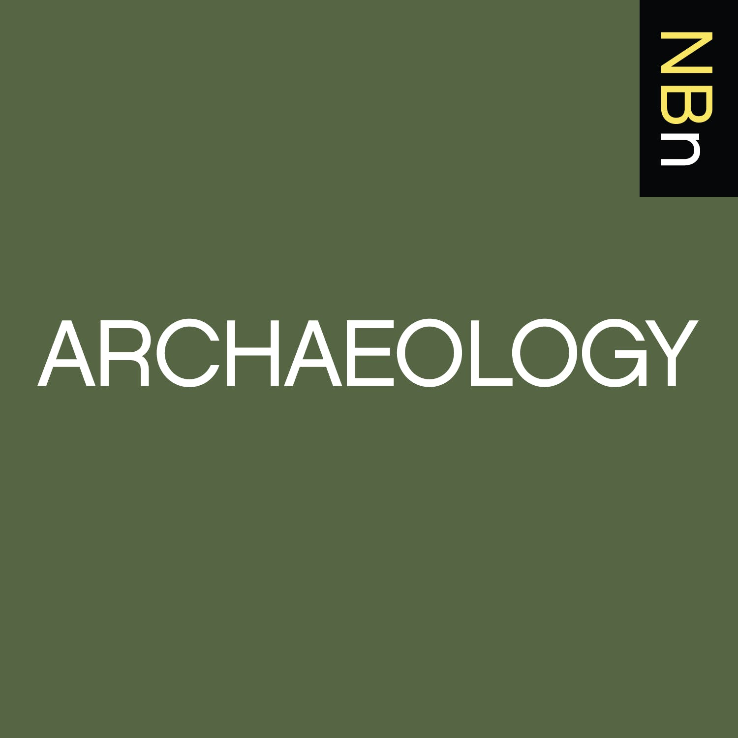 Premium Ad-Free: New Books in Archaeology podcast tile