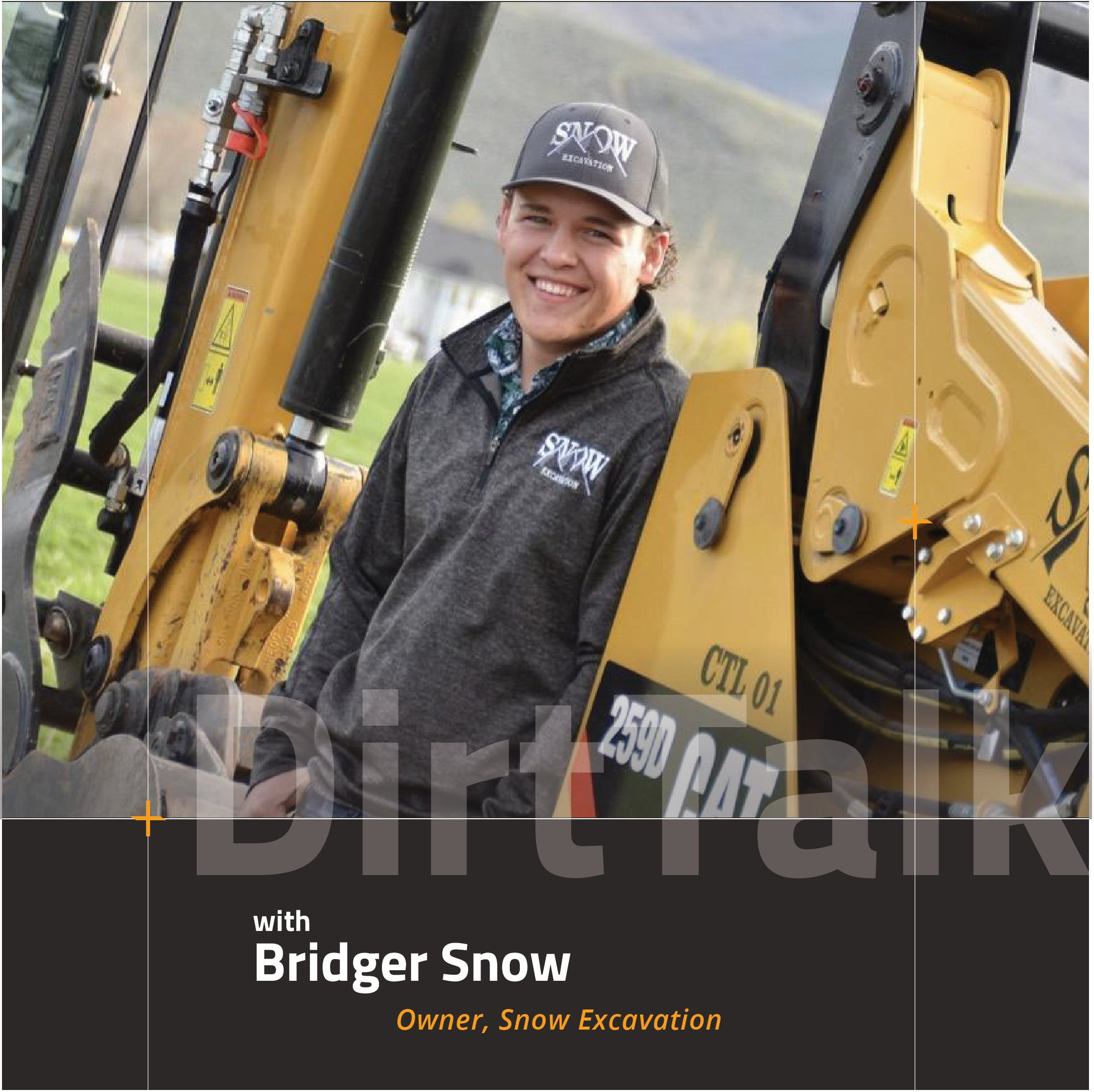 Starting Early with Bridger Snow of Snow Excavation -- DT067