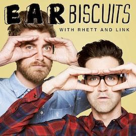 "Ep. 63 Rhett & Link ""Weirdest Science Experiments"" - Ear Biscuits"
