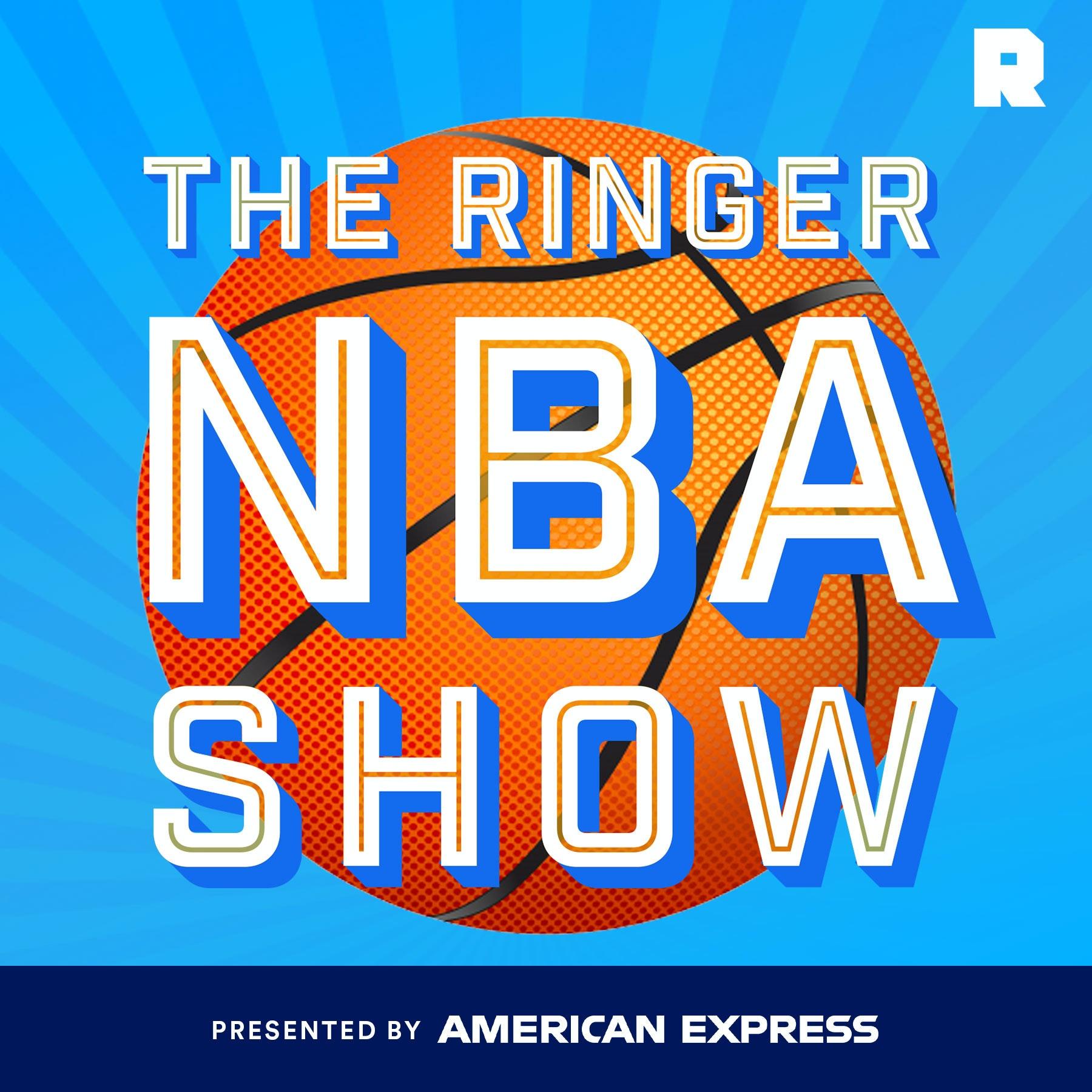 The Ringer NBA Show podcast