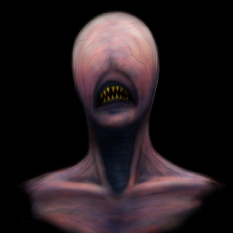 Halloween Horror Story | The Faceless Man