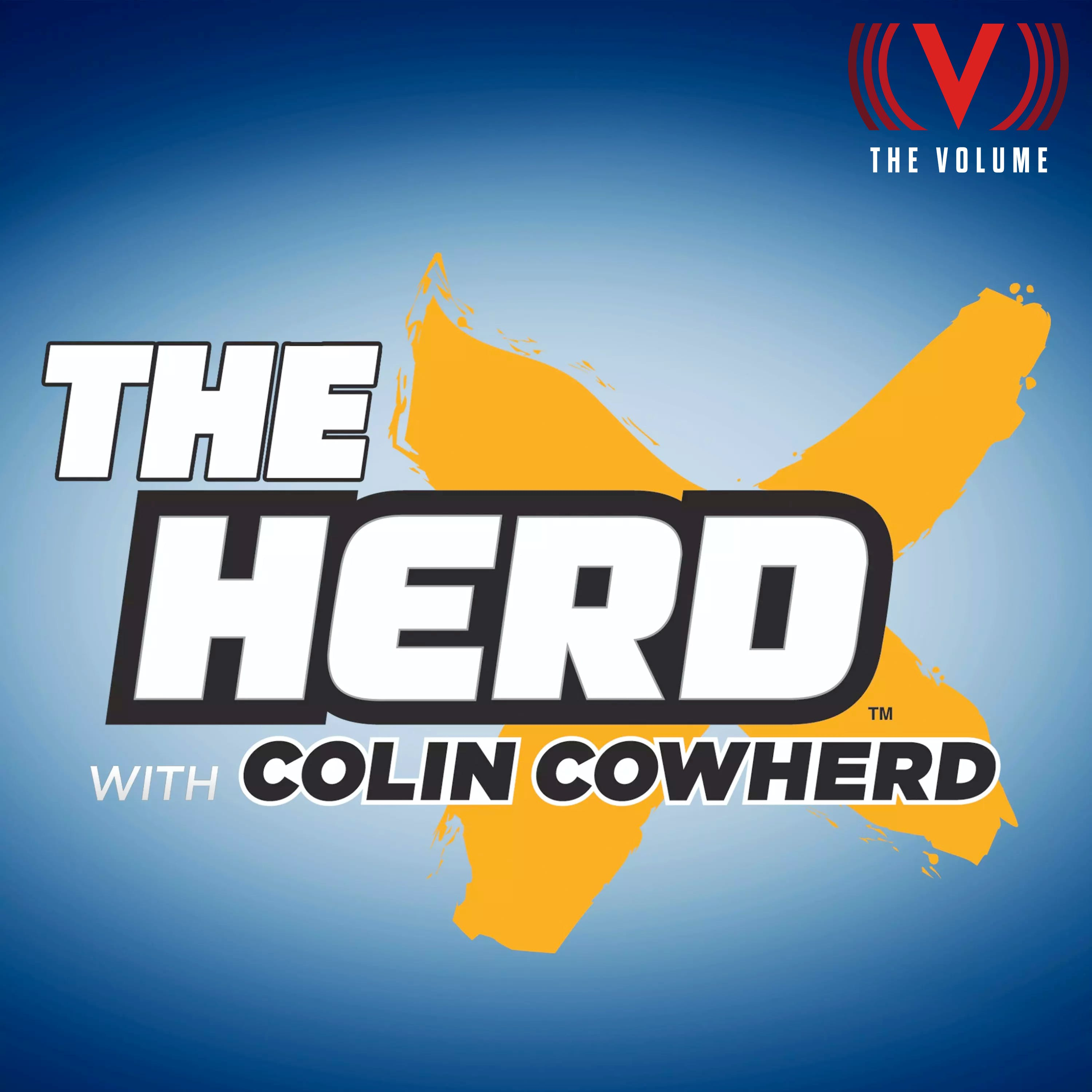 The Herd with Colin Cowherd podcast show image