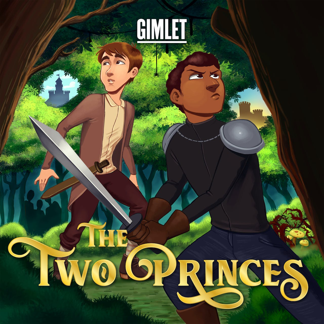 Introducing: The Two Princes
