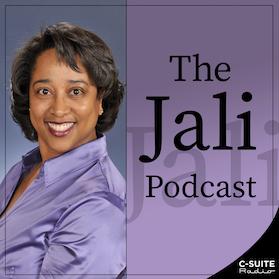 The Jali, host Melyssa Barrett