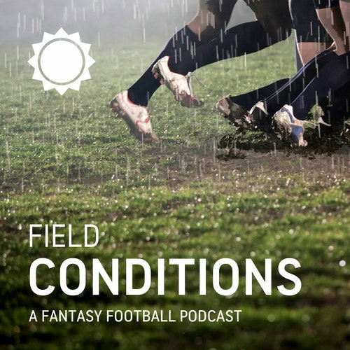 Week 15 - Meteorologist, Brian Thompson and Josh Wensel share their Week 15 DFS plays by Field Conditions - A Fantasy Football Podcast