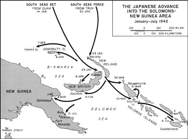 Episode 286-The Battle of Rabaul-Prelude