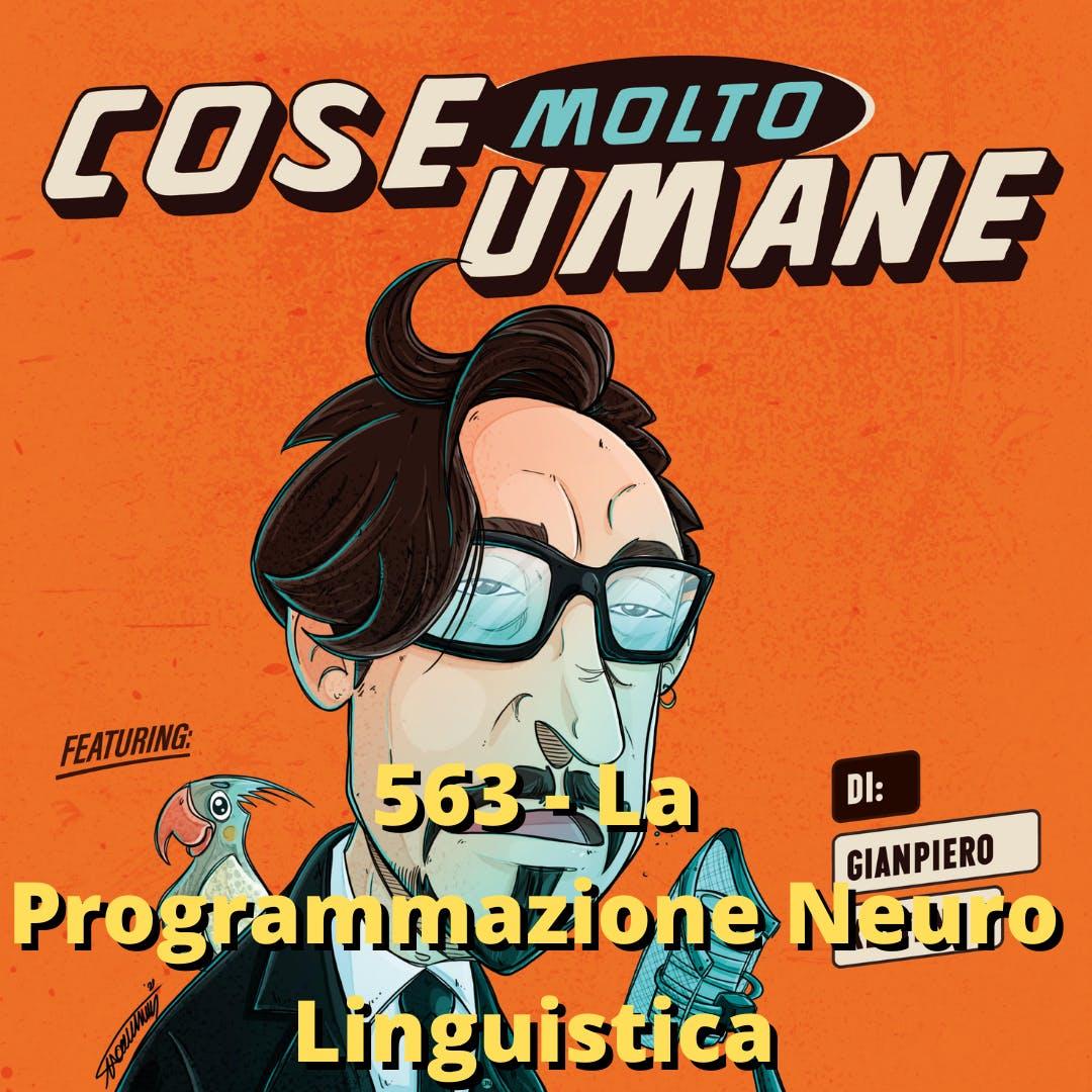 563 - La Programmazione Neuro Linguistica