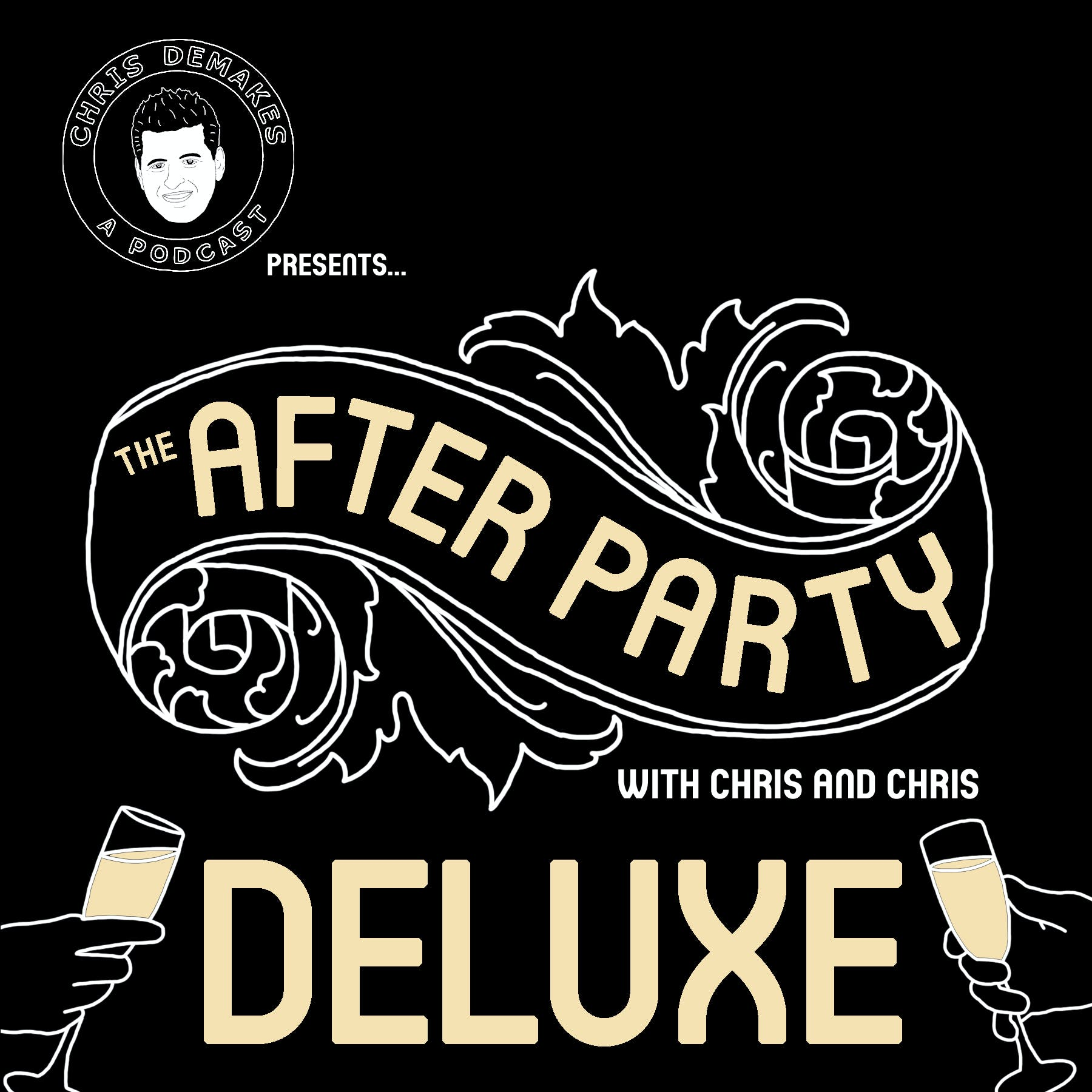 The After Party Deluxe podcast tile