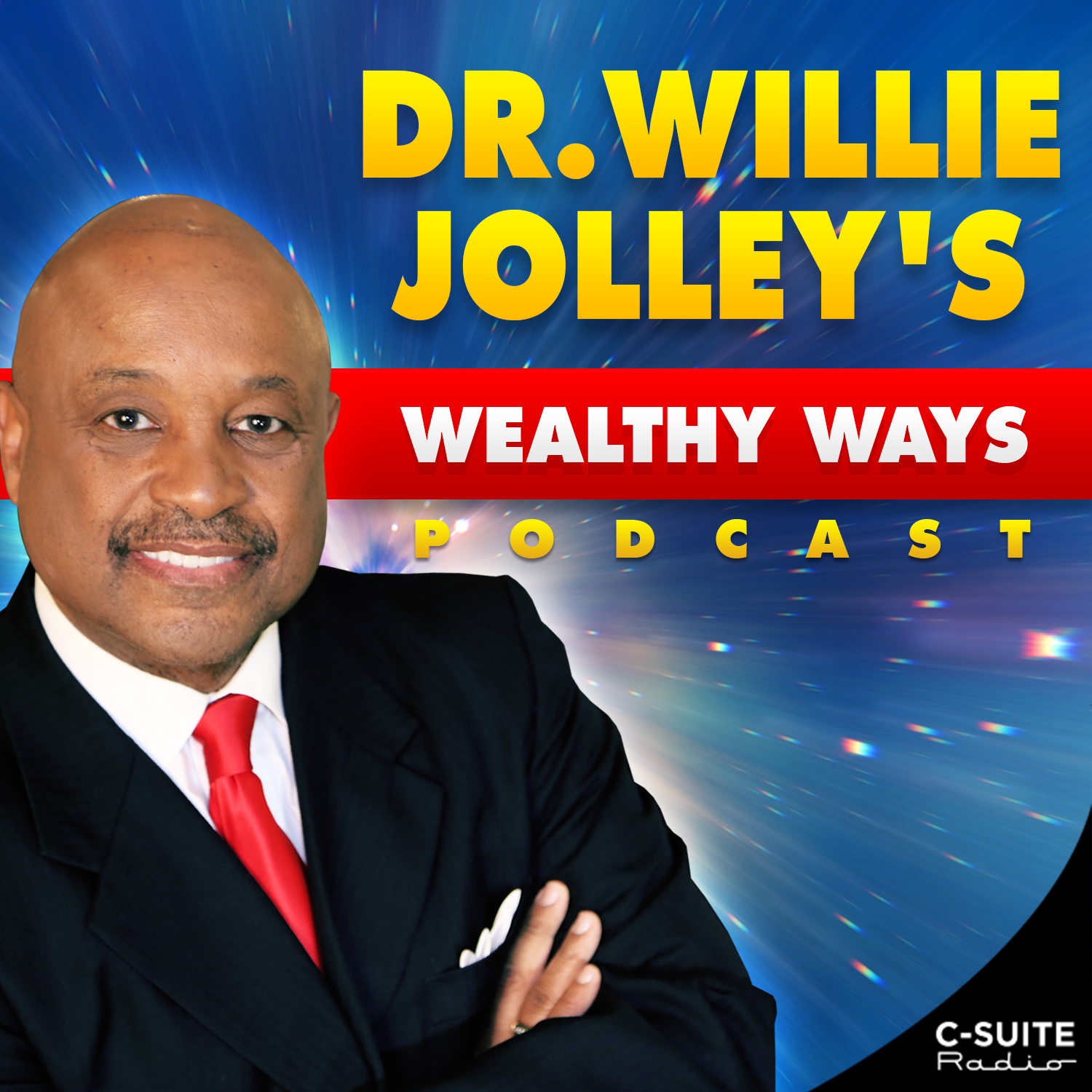 Dr. Willie Jolley's Wealthy Ways