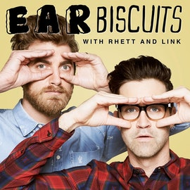 Ep. 41 Kingsley- Ear Biscuits