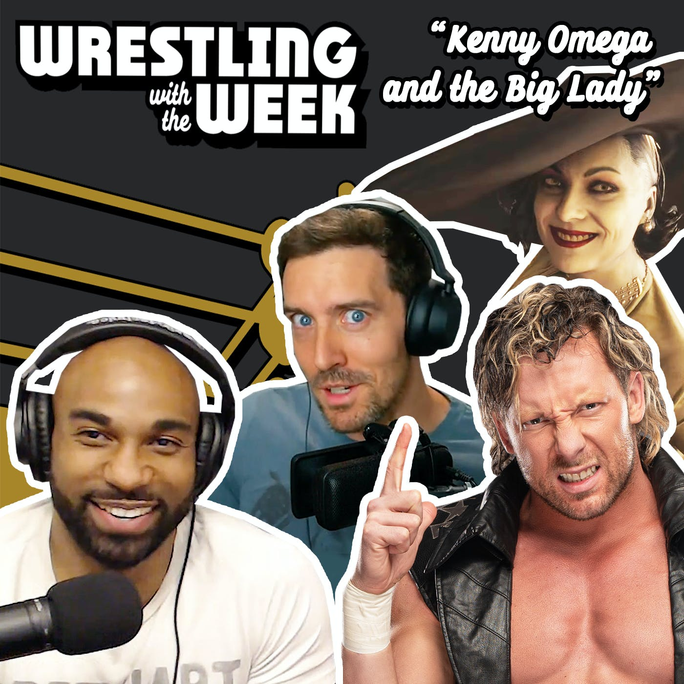 """""""Kenny Omega and the Big Lady"""""""